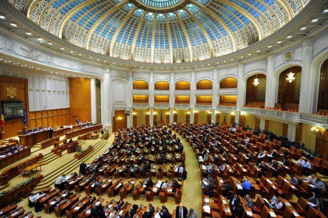 Senatul ar putea da vot final legii carantinei şi izolării