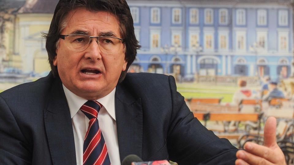 Nicolae Robu nu mai poate candida sprijinit de PNL, potrivit criteriilor de integritate ale partidului