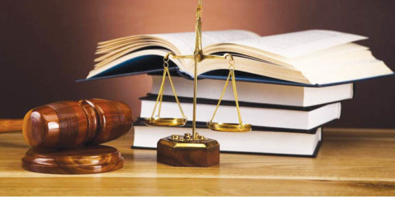 justitie lege