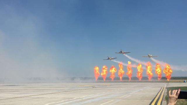 Se lucrează la detaliile organizatorice ale Timişoara Air Show 2019
