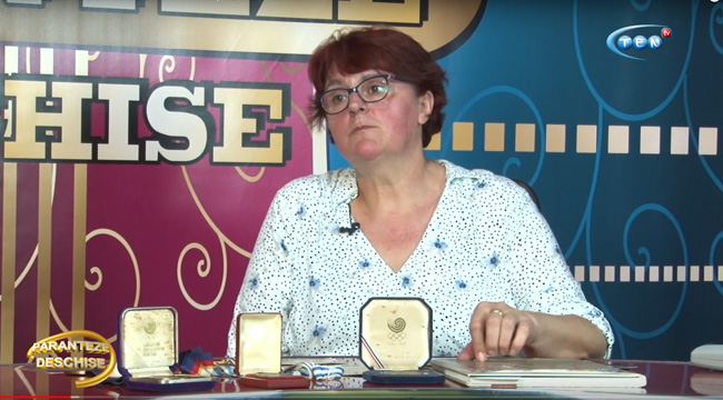 PARANTEZE DESCHISE din 05.06.2019 INVITATA, HERTHA ANITAS