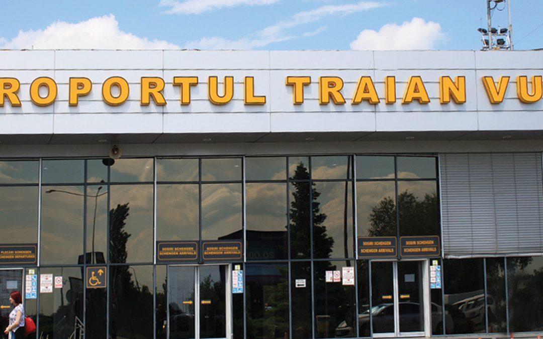 Aeroportul Timisoara, pe podiumul national in privinta numarului de pasageri. Cea mai frecventata cursa este cea de Bucuresti