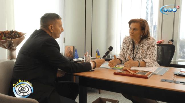 ORA ADEVARULUI cu Europarlamentarul Maria Grapini