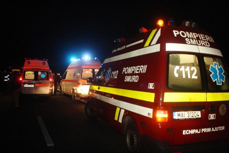 Accident între un șofer de 19 ani și un motociclist de 16 ani la Lugoj