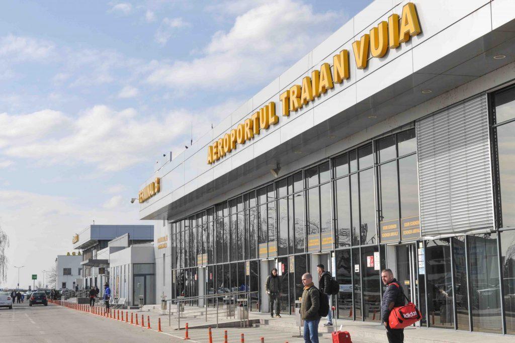"""Rezultate pozitive ale Aeroportului """"Traian Vuia"""" din Timisoara si in anul 2019."""