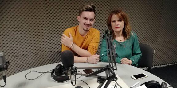 Călin Celău - joy live radio lugoj