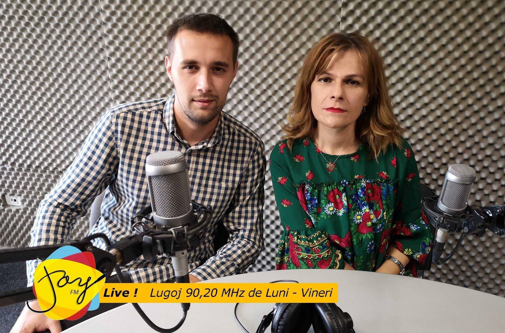 La Joy Live vorbim cu Gabriel Goloșie turneul caritabil