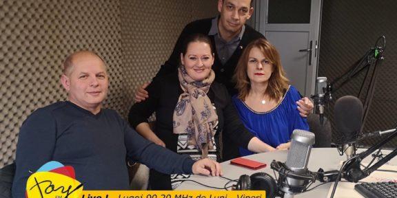 Ileana Căprariu - joy live radio lugoj