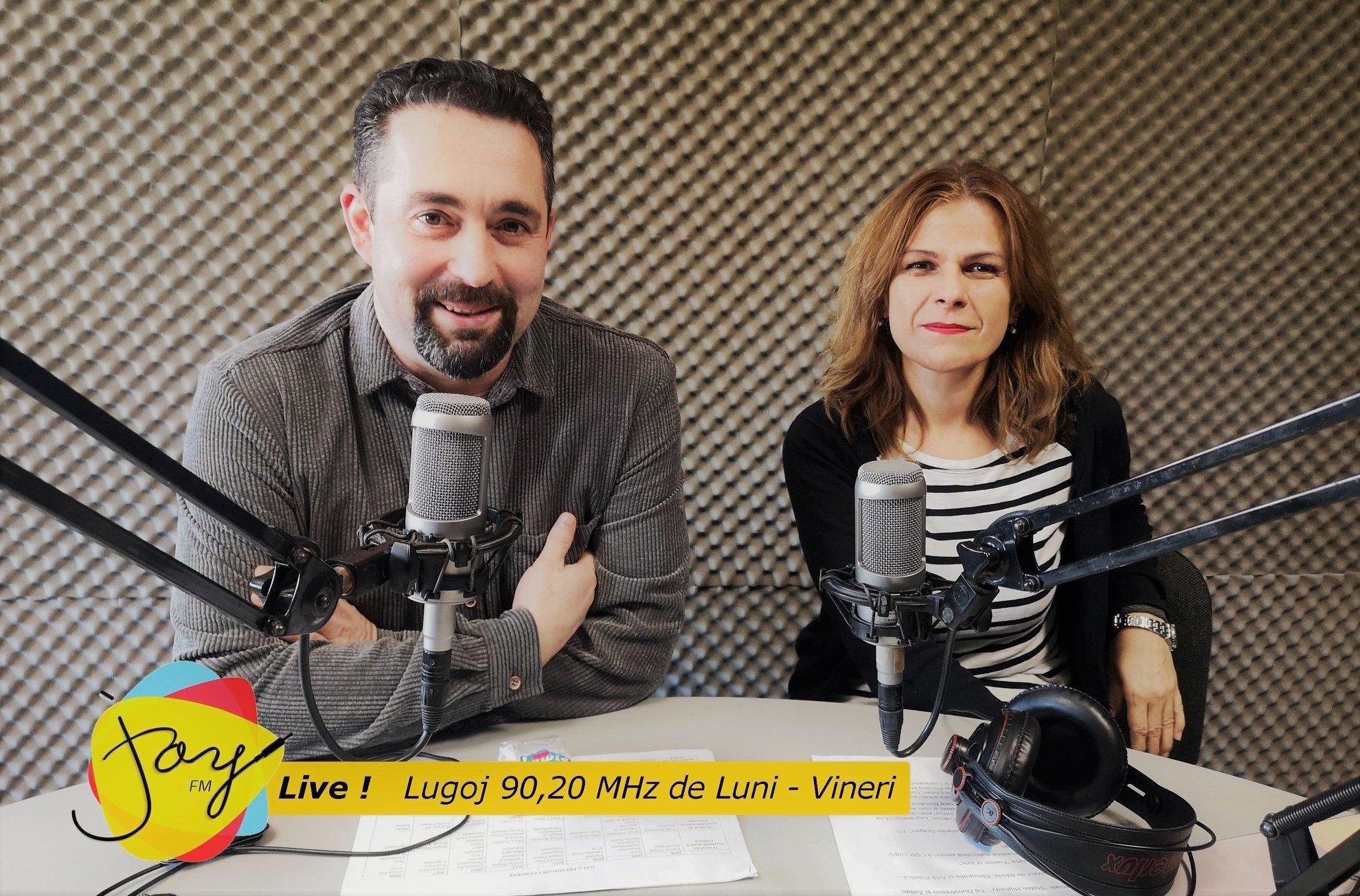 Daniel Groza, la Joy LIVE, despre Gala Premiilor Lugojene 2019