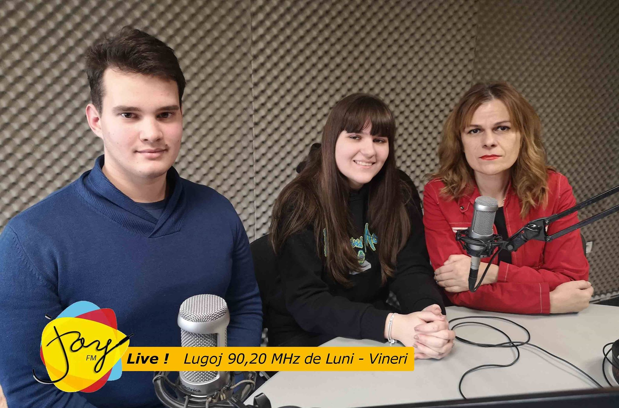 Azi la Joy LIVE – Alexandra Bilanin si Alexandru Nistorescu