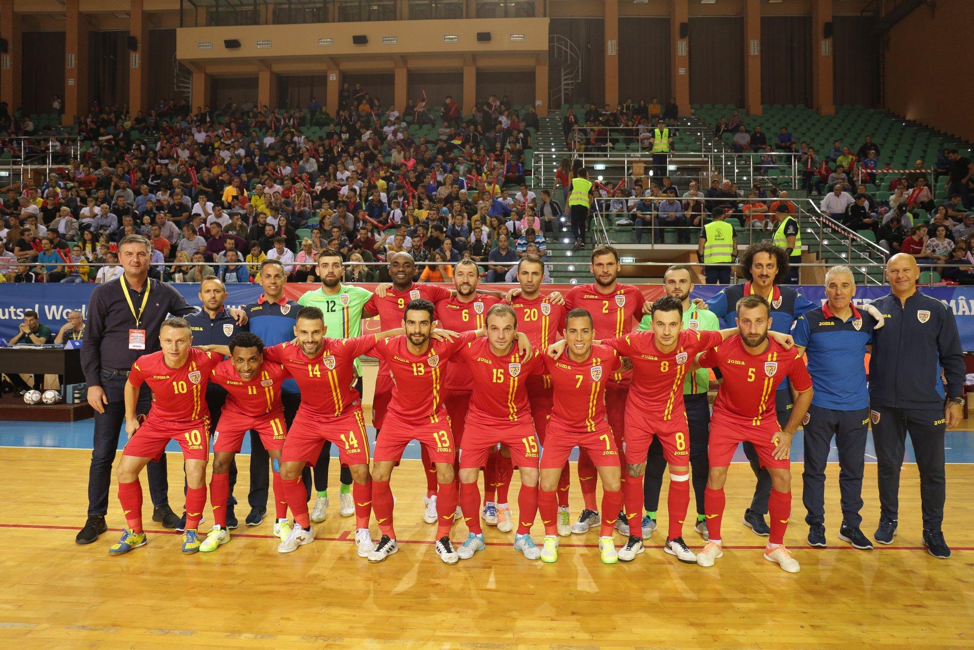 Tricolorii revin la Timișoara. De aici, pleacă direct la turneul Elite Round de la Brno, Cehia