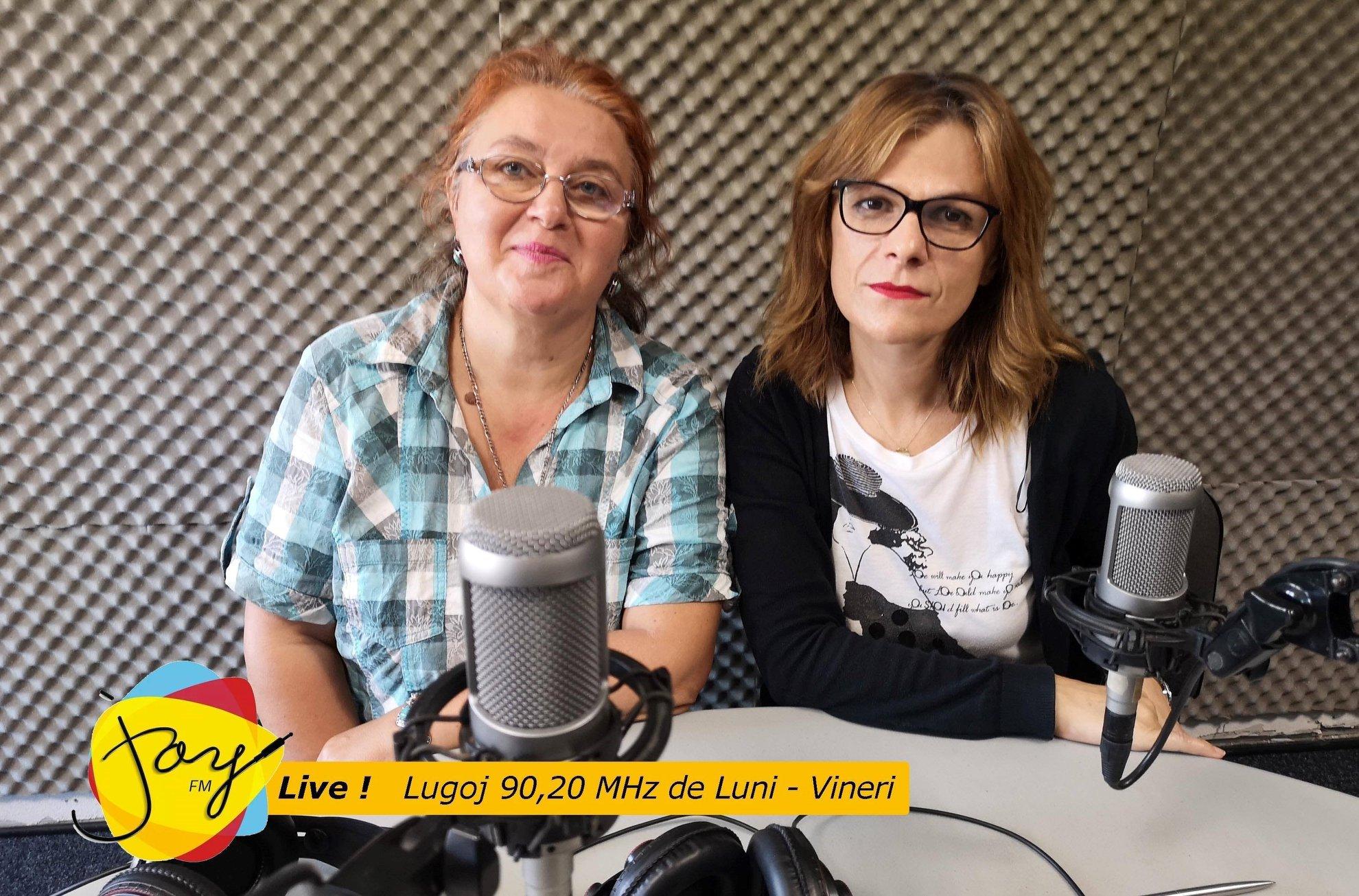 """Silvia Gheleșian la Joy Live, despre proiectele Erasmus ale Liceului """"Aurel Vlaicu"""""""