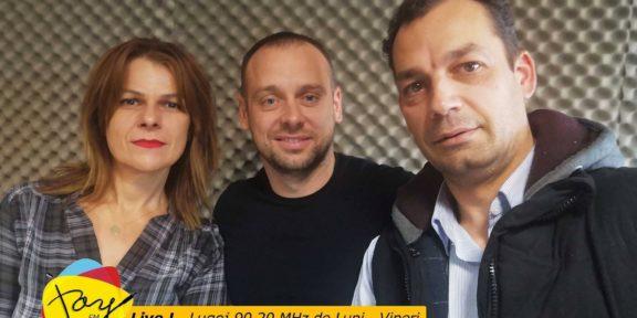 Tiberiu Cizmadia - joy live radio lugoj