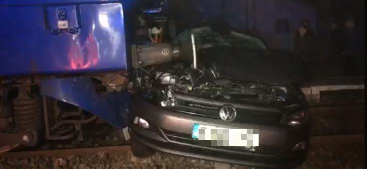 La Boldur doi italieni au ajuns la spital după ce i-a lovit… trenul