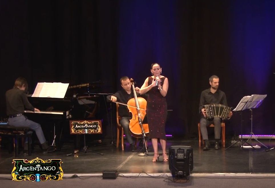 Concert Lugoj Analia Selis in ARGENTANGO 2017 – P2
