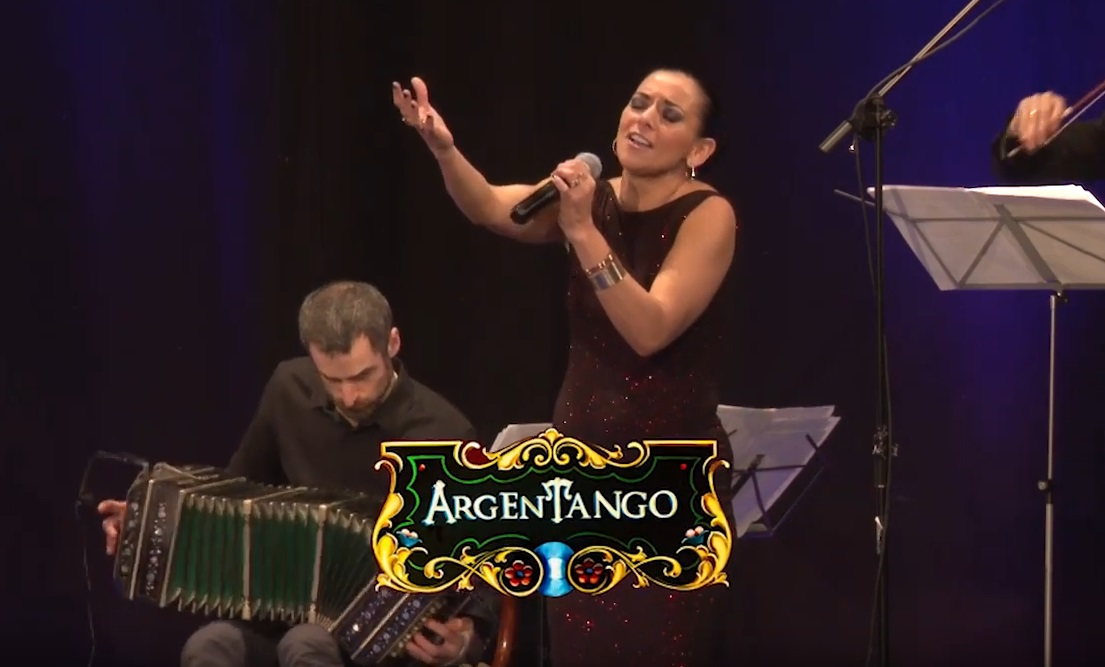 Concert Lugoj Analia Selis in ARGENTANGO 2017 – P1