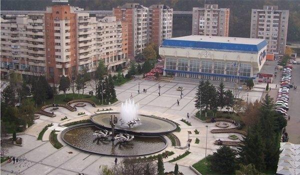 Centrul civic din Reșița, refăcut cu 6 milioane de euro din bani UE