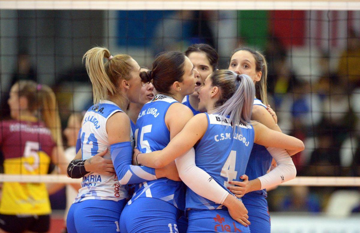 CSM Lugoj începe 2020 cu o deplasare pentru primul meci al anului. Partida se transmite în direct la televizor