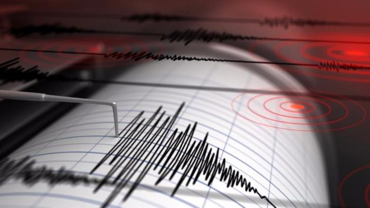 Două cutremure s-au produs în judeţul Vrancea, în ultimele 12 ore
