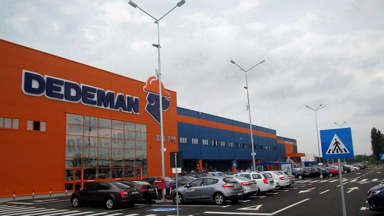 Dedeman a cerut autorizație pentru începerea lucrărilor la magazinul de la Lugoj
