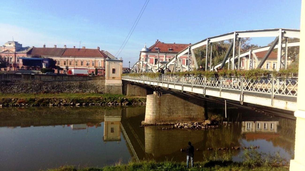 A primit aprobarea Consiliului să facă documentația pentru noul pod, de lângă Podul de Fier