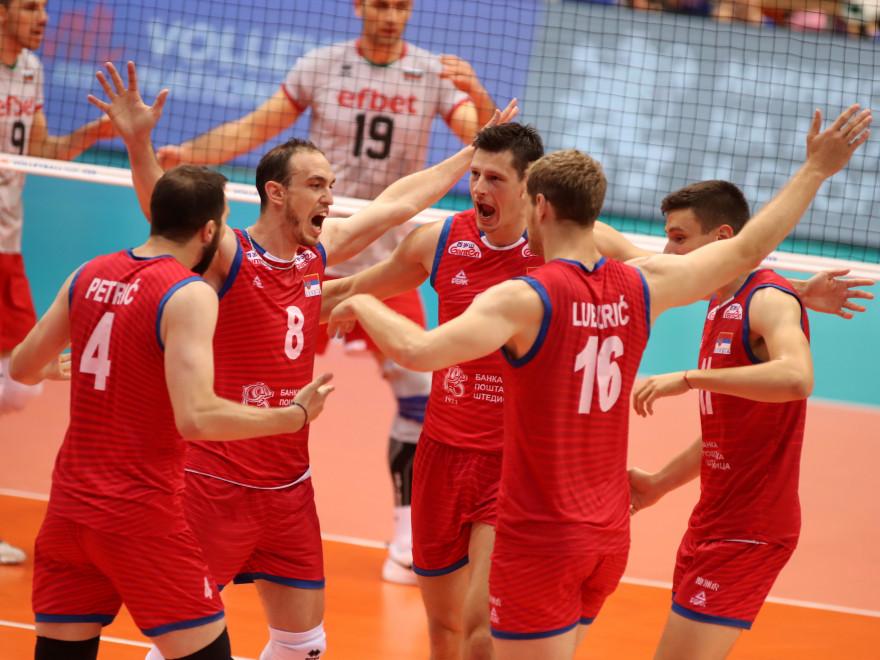 Serbia, campioana europeană la volei, a ratat calificarea la Jocurile Olimpice