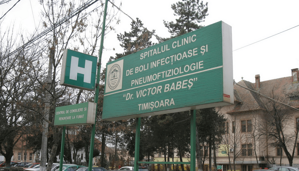 """Spitalul """"Victor Babeş"""" Timişoara a depăşit pragul de 100 de pacienţi cu COVID-19 vindecaţi"""