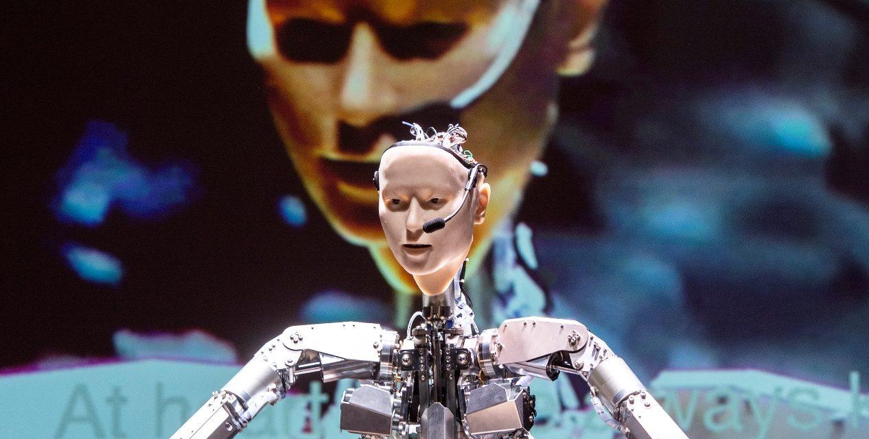 Robotul Alter 3 a dirijat o orchestră simfonică