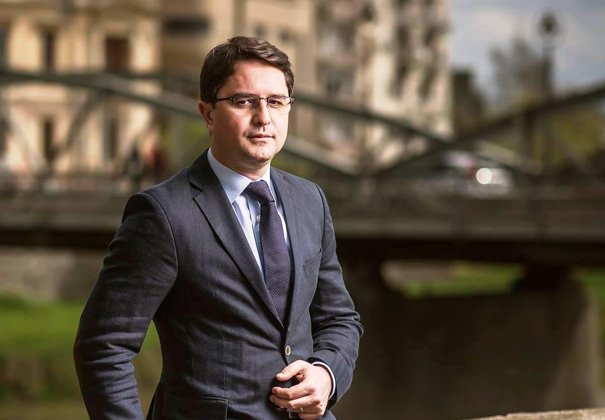 Claudiu Buciu, desemnat oficial candidat din partea PNL Lugoj
