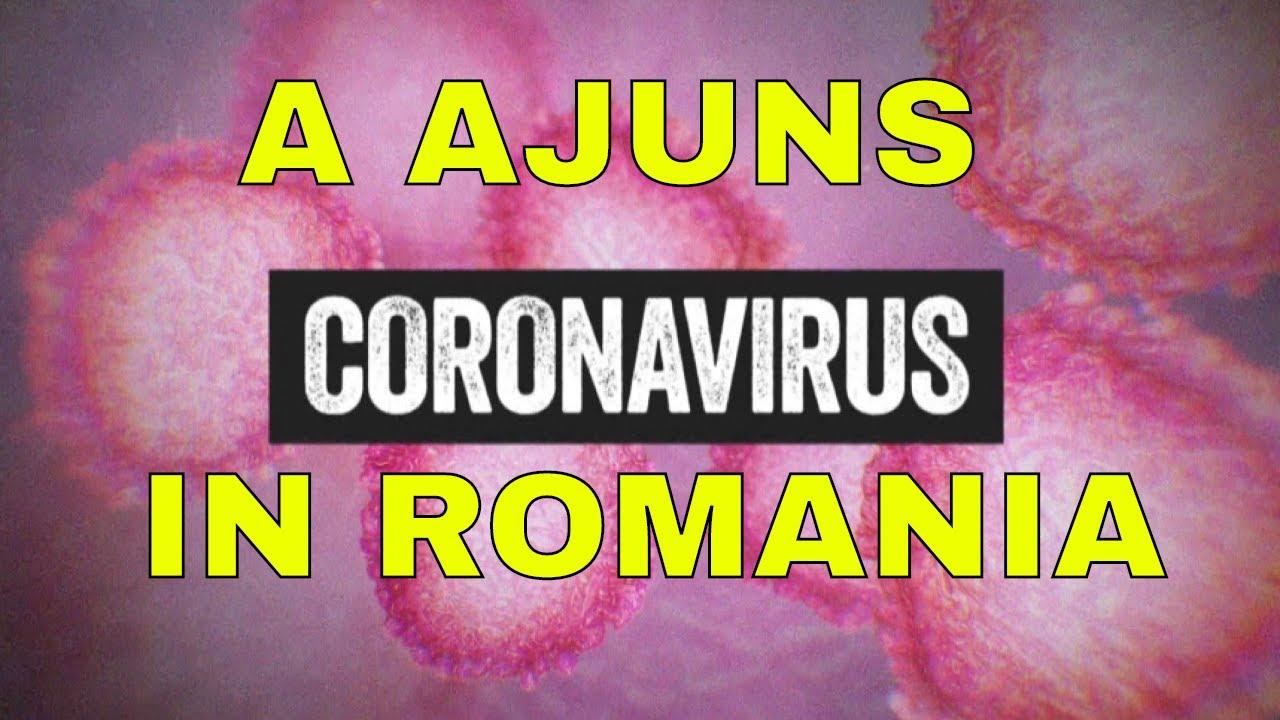 Primul caz de coronavirus în România. Suspiciuni despre un al doilea caz