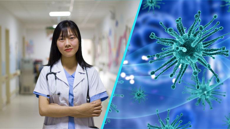 6 medici au decedat! Peste 1700 de cadre medicale au fost infectate cu noul coronavirus din China.