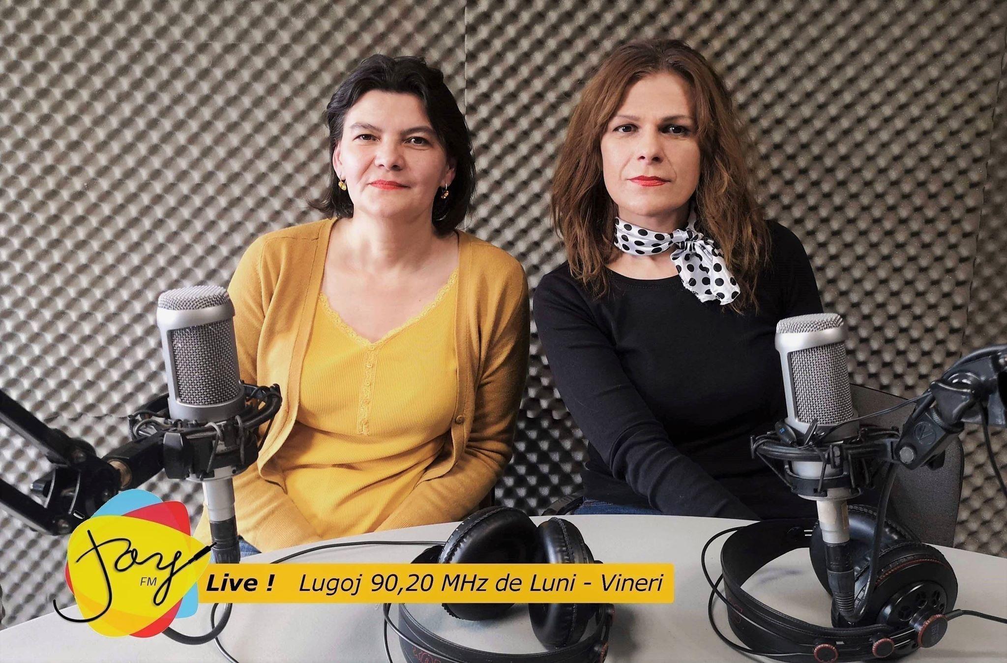 Daciana Vuia, director al Muzeului de Istorie, Etnografie și Artă Plastică din Lugoj joi la Joy Live
