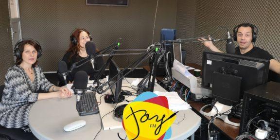 joy live Radio Lugoj Stefan si Daniela