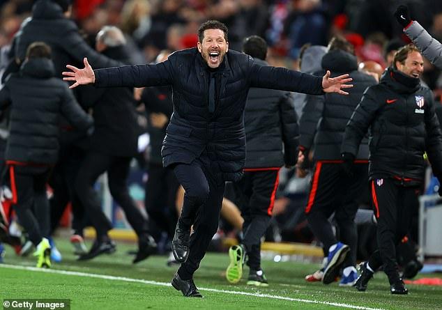 Deținătoarea trofeului, eliminată chiar pe Anfield, de Atletico Madrid