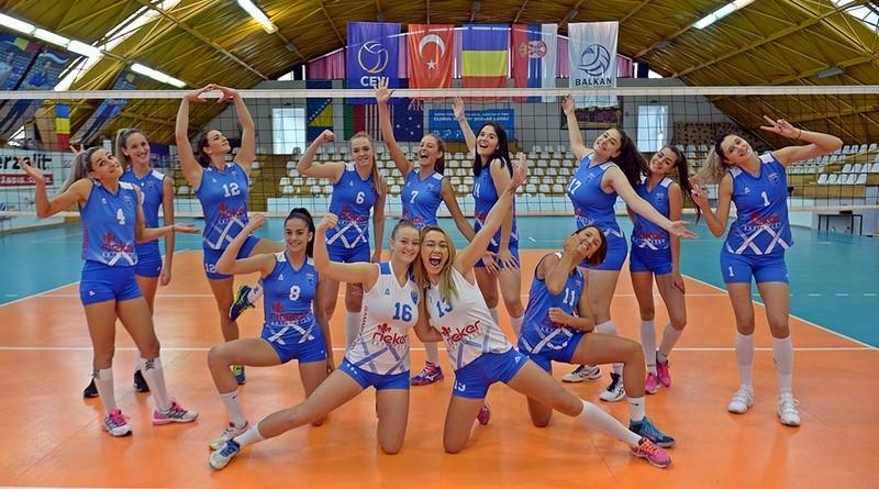 Divizia A1 s-a încheiat! Voleibalistele de la CSM Lugoj vor juca, din nou, în Challenge Cup
