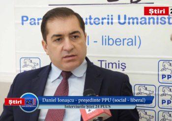 Interviu Daniel Ionascu - Stiri 24 PLUS