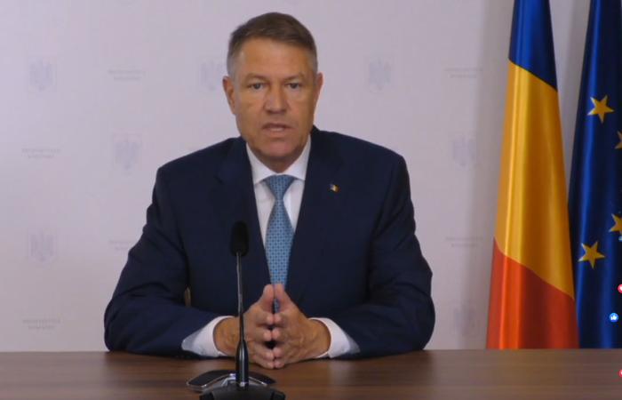 VIDEO: Klaus Iohannis, prima REACȚIE după demisia ministrului Sănătății.
