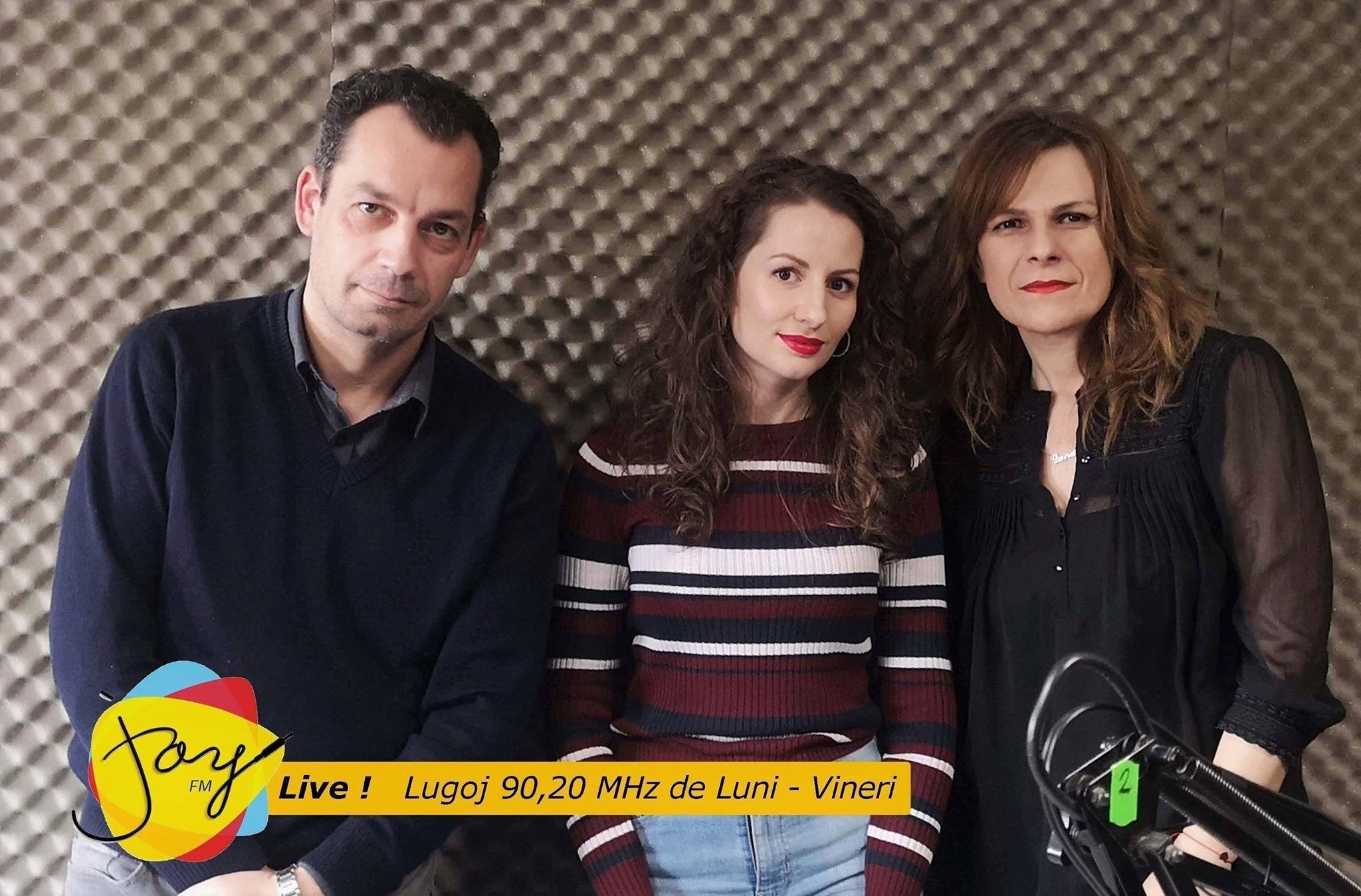 Despre tendințele sezonului cu Adelina Tomescu la Joy LIVE