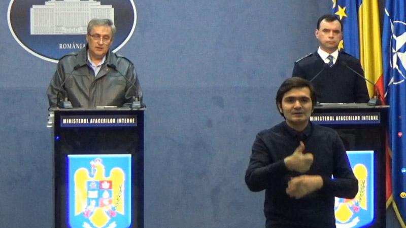VIDEO – ANUNȚ important de la Ministerul de Interne. Se pregătește Ordonanța 4