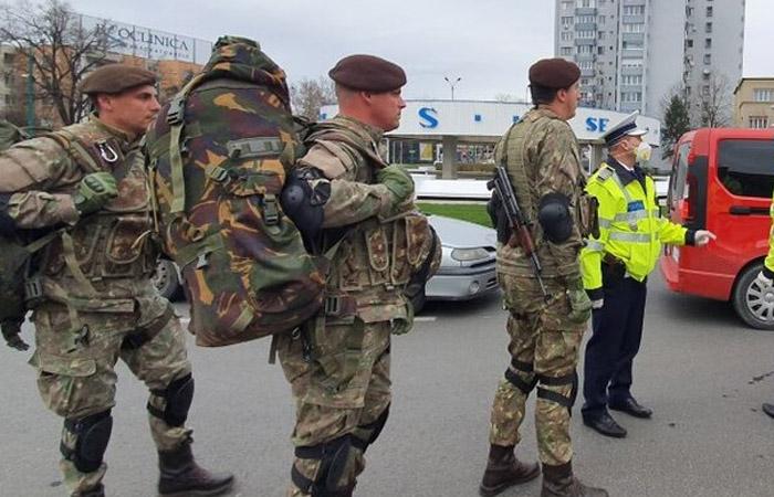 Armata pe străzi după ce oamenii au ignorat măsurile anti-coronavirus!