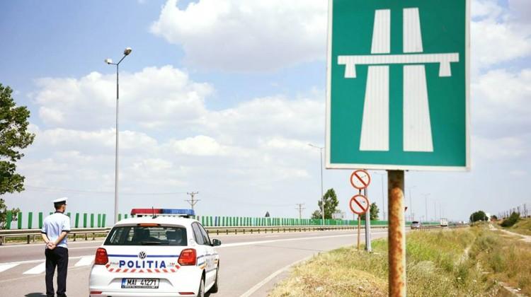 Trafic restricționat la două coborâri de Autostrada Vestului, din cauza coronavirusului