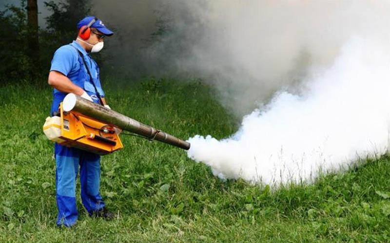 Acțiuni de dezinfecție la blocurile din Făget și Tomești
