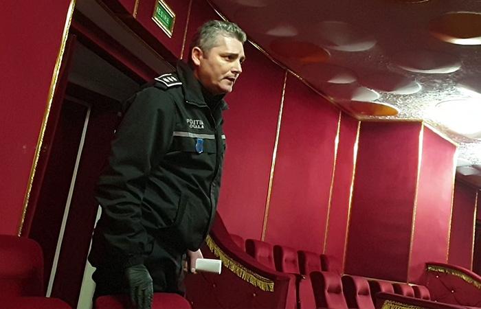 VIDEO – Scandal monstru între şeful Poliţiei Locale din Lugoj şi primar Francisc Boldea!