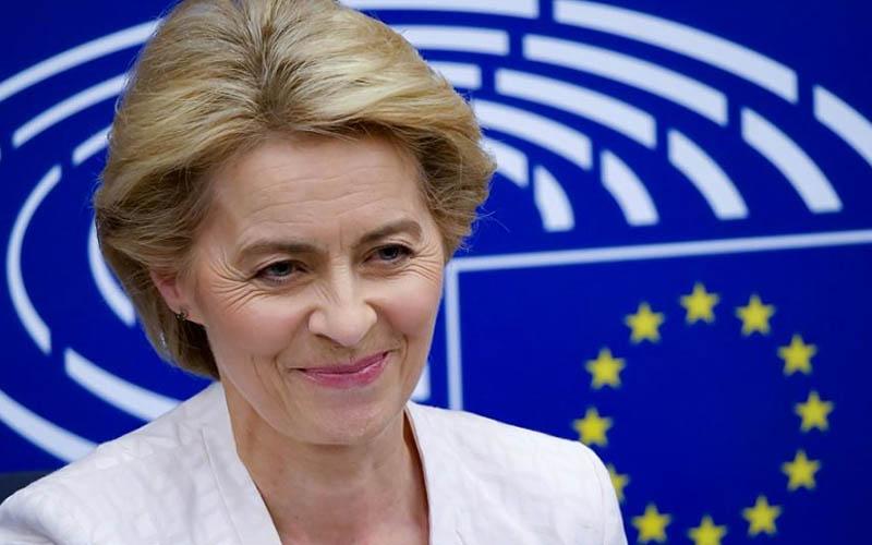 Președinta Comisiei Europene salută gestul României de a trimite o echipă de medici și asistenți în Italia