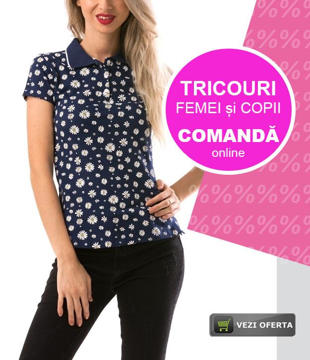 Tricouri de Calitate Femei magazin Big Mag