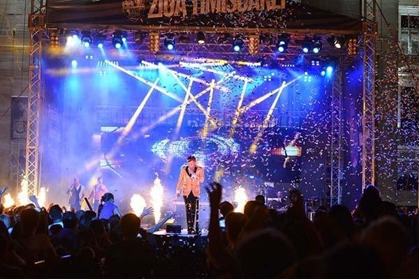 Timișoara poate fi primul oraș cu un concert în aer liber, după relaxarea restricțiilor