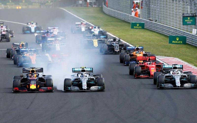 Marele Premiu al Ungariei la Formula 1 va avea loc fără spectatori