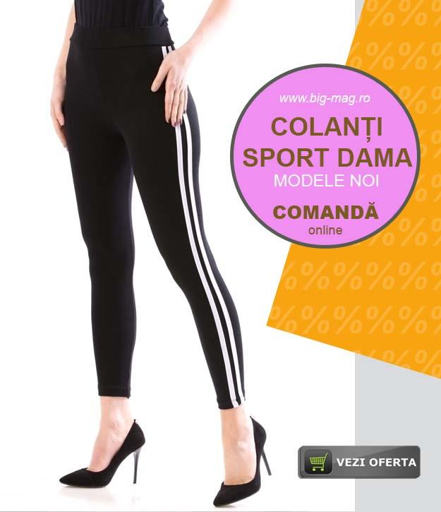 Colanti Bumbac Dama eleganti Sport Modele Noi