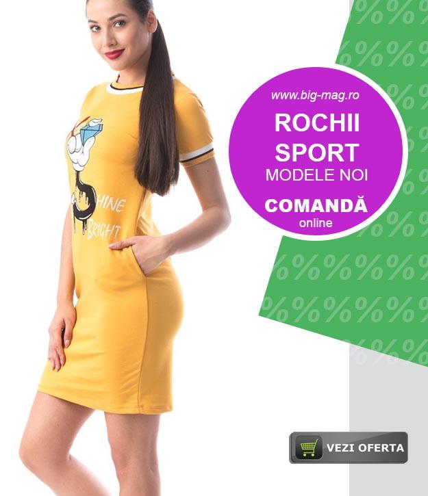 Rochii sport de vara magazin big mag