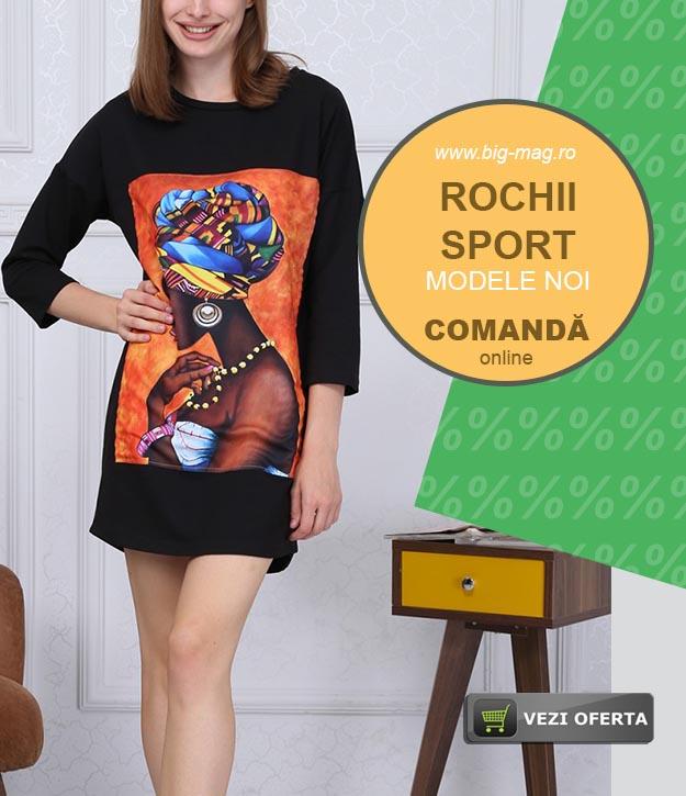Rochii Dama din Bumbac Magazin BIG Mag
